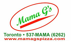 Mama G's Pizza and Catering